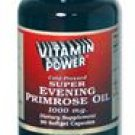 Super Evening Primrose Oil - 1000 mg 90 Count
