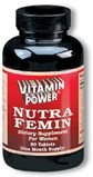 Nutra Femin For the Mid-Life Woman Herbal-Vitamin-Mineral Supplement 90 Count