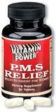 P.M.S. Relief Multi-Nutrient Tablets 50 Count