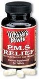 P.M.S. Relief Multi-Nutrient Tablets 100 Count