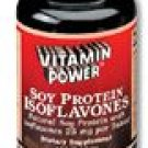 Soy Isoflavones Natural Soy Protein with Concentrated Isoflavones - 25 mg Tablets 100 Count