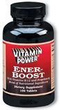 Ener-Boost with Vitamin B12 30 Count