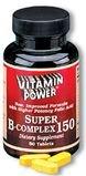 Super B-Complex 150mg. 100 Count