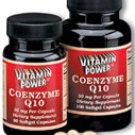 Coenzyme Q10 Softgels - 30 mg 50 Count