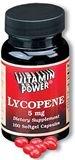 Lycopene 5 mg. Softgel Caps 100 Count