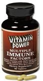 Multiple Immune Factors Tablets Antioxidant 90 Count