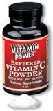 Buffered Vitamin C Powder 5000 mg 4oz. Bottle
