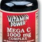 Mega Vitamin C 1000 mg Complex Tablets 50 Count