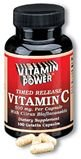 Timed Release Vitamins C Complex 500 mg Caps 100 Count