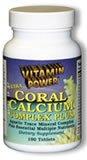 Ultra Coral Calcium Complex Plus 100 Count