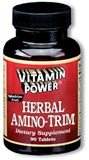 Herbal Amino Trim Thermogenic Herbal Blend 90 Count