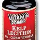 Kelp Lecithin B6 plus Cider Vinegar 100 Count
