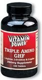 Triple Amino G.H.F. Tablets 100 Count