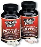 Protein Tablets / Chewable Vanilla 100 Count
