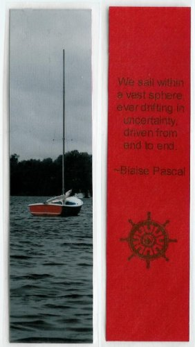 Boat Photography Bookmark