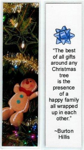 Christmas Photography Bookmark