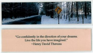 Direction Photography Bookmark