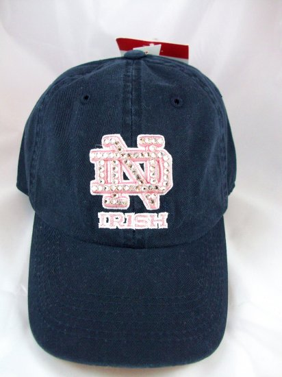 Women's University of Notre Dame Baseball Hat