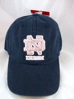 Women's University of Notre Dame Baseball Hat