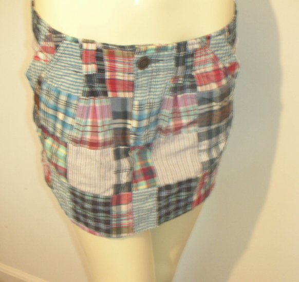 American Eagle Plaid Skirt