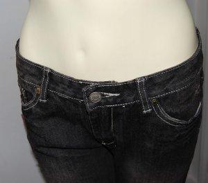 Seven's for All Mankind- Gromet Trim Dojo Jeans