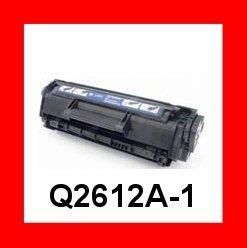 HP Q2612A LJ 1010/1012/1015/3015/3020/3030 Compatible Toner Cartridge, New Drum