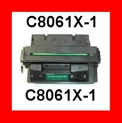 HP C8061X LJ 4100 Compatible High Yield Laser Toner Cartridge, New Drum