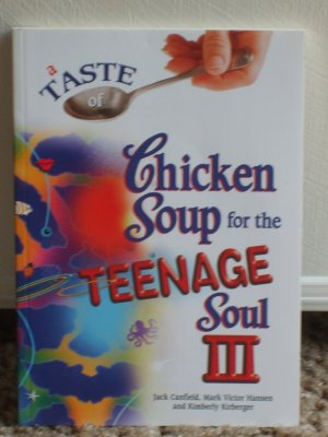 CHICKEN SOUP FOR THE TEENAGE SOUL3