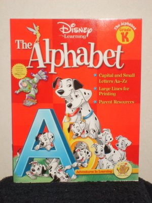 Disney The Alphabet (Disney Learning) ( K ) ( 101 Dalmatians )