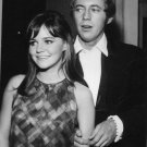 Sally Field & Noel Harrison Original Big Photo