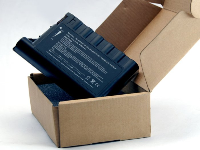 HP COMPAQ N600c N610c N620c Battery