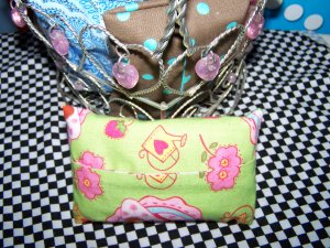 Strawberrry Shortcake Tissue Holder