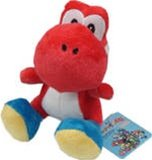 Official Nintendo Color Yoshi Plush - Red