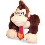 "Official Nintendo Japan 10"" Donkey Kong Plush"