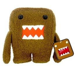 "Domokun 6"" Plush Doll Small"