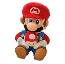 Official Nintendo Super Mario Galaxy Plush Doll: Super Mario