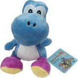 Official Nintendo Color Yoshi Plush - Blue