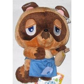 "Official Nintendo 6"" Animal Crossing Tom Nook Plush Toy"