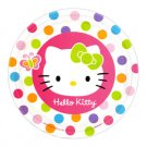 HELLO KITTY DINNER PLATE (9IN.)