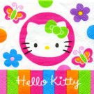 HELLO KITTY BEVERAGE NAPKIN