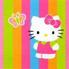 HELLO KITTY LUNCHEON NAPKIN