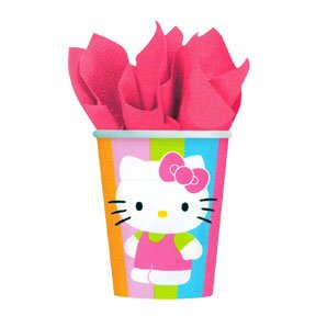 HELLO KITTY HOT/COLD CUPS 9 OZ.