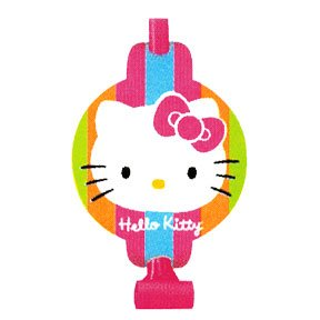 HELLO KITTY BLOWOUTS