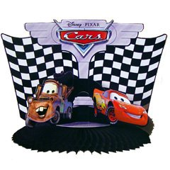 DISNEY CARS CENTERPIECE