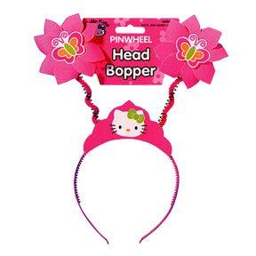 HELLO KITTY HEAD BOPPER