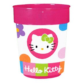 HELLO KITTY SOUVENIR CUP (17OZ.)
