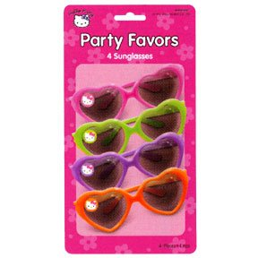 HELLO KITTY SUNGLASS FAVORS