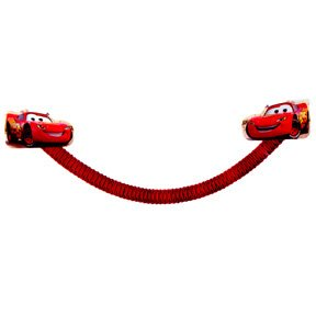 DISNEY CARS HONEYCOMB STREAMER