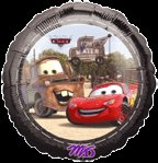 DISNEY CARS MYLAR BALLOON(18IN)