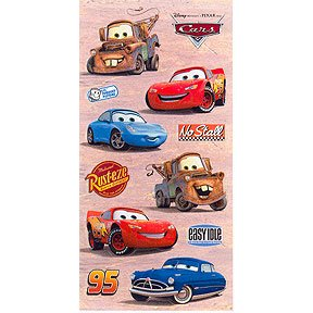 DISNEY CARS PLASTIC TRAY